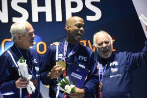 Michel Guy champion du monde